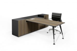 DD Balmoral Commercial Office Executive Selectric 101 – Two Tier Desk