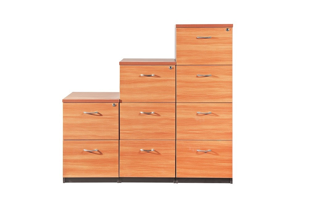 GP OMsystem Commercial Office Filing Cabinet 2 Drawers
