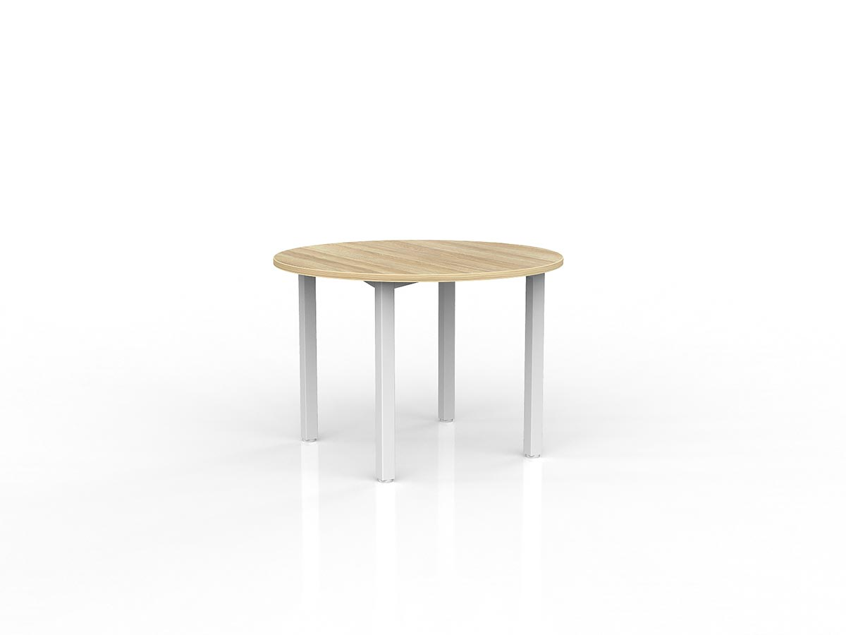 OL Axis Round Meeting Table