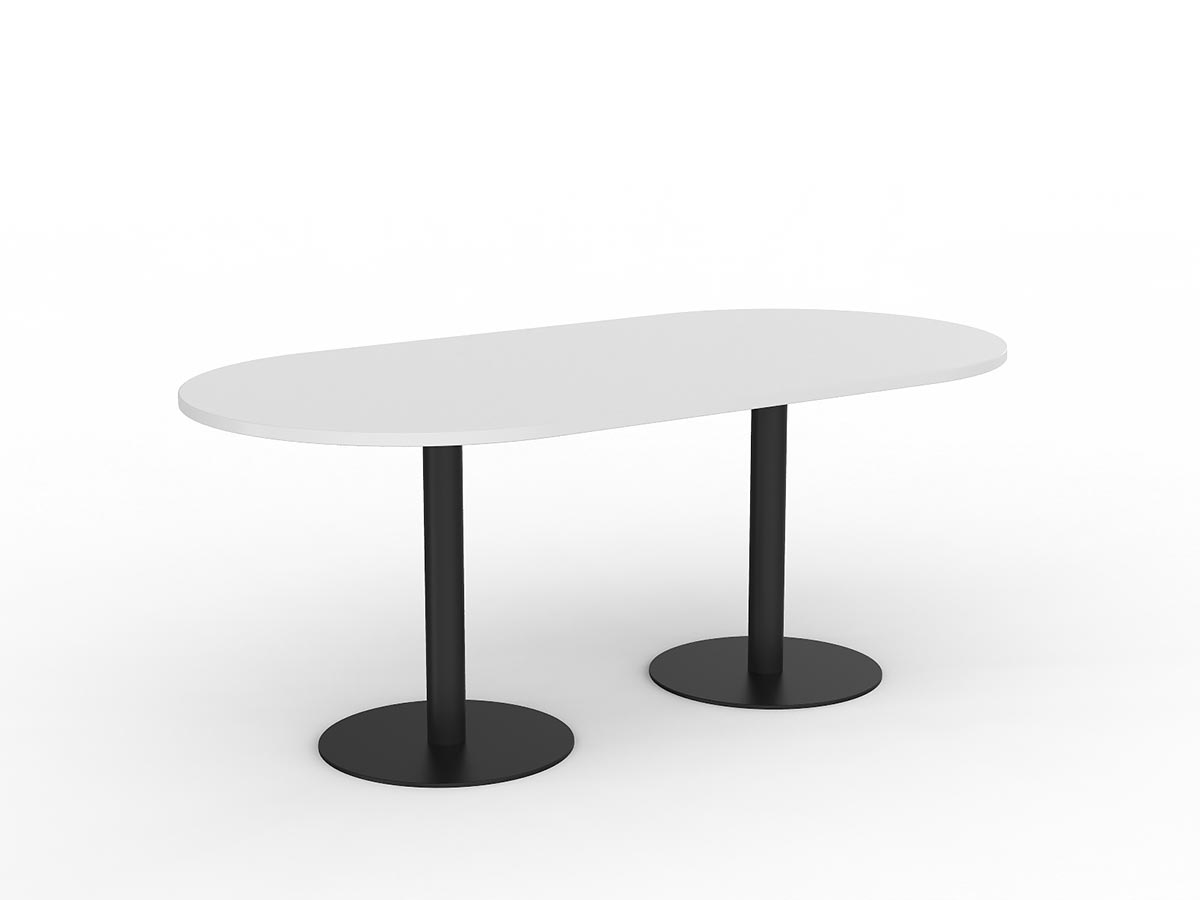 OL AltoSystem Pedestal Meeting Table