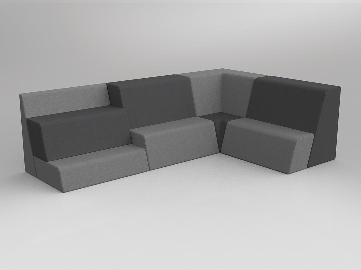 OL Motion Grandstand Example 2 Tiered Seating