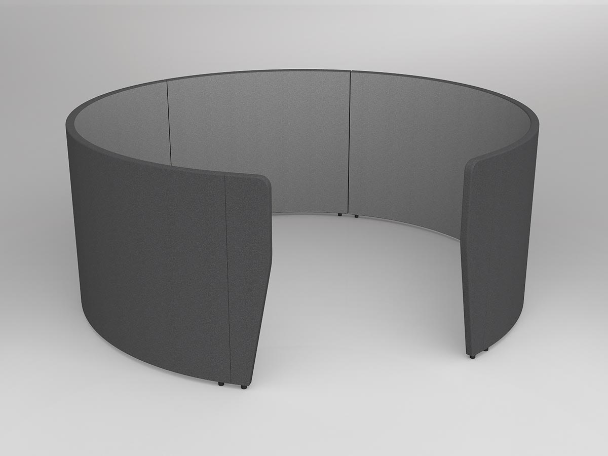 OL Motion Ring For Private Meeting Space