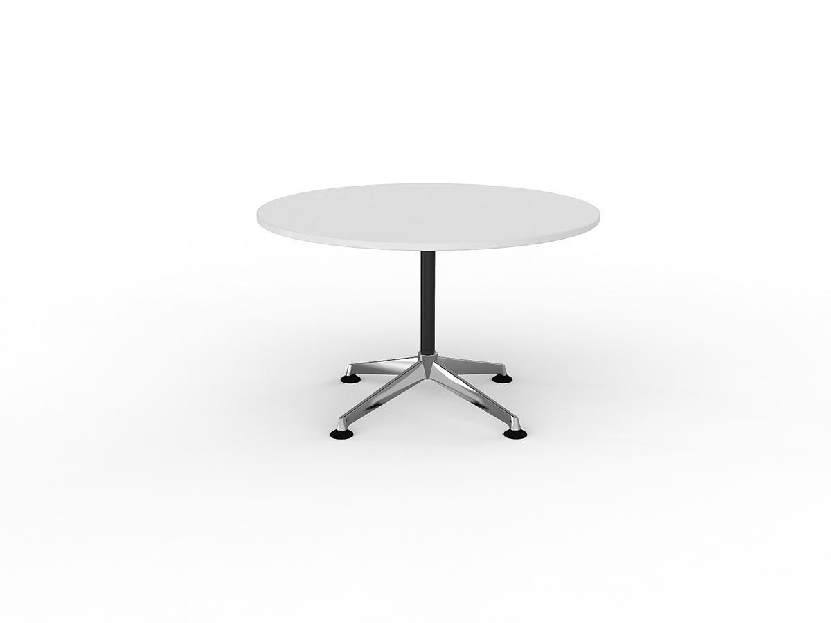 OL Modulus Fixed Leg round Meeting Table