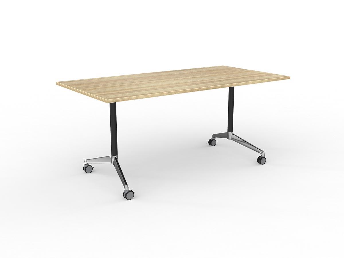 OL Modulus Castor Leg Meeting Table