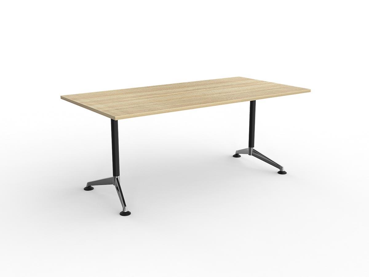 OL Modulus Fixed Leg Meeting Table