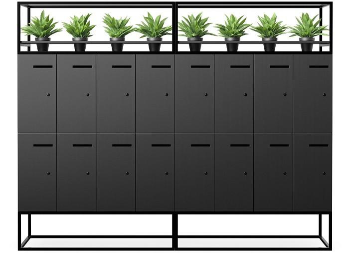 DD Welded Garden Lockers