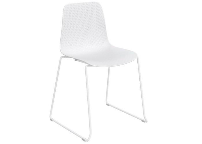 DD Emboss Sled Chair