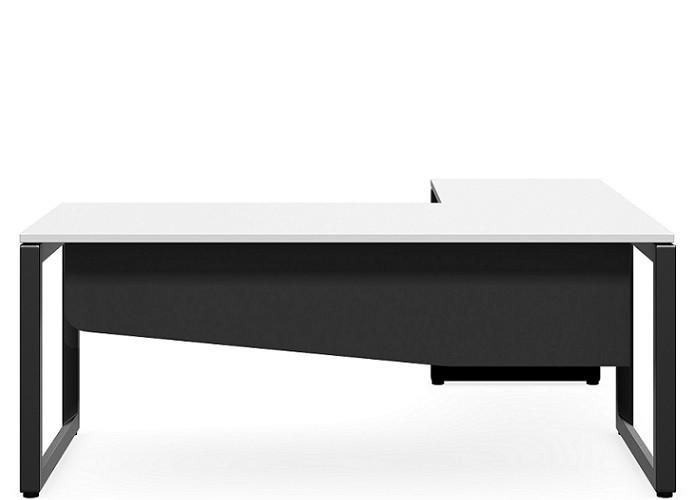 DD Forum Lite Desk with Return