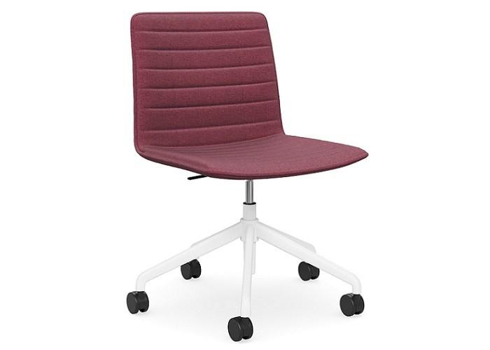 DD Nikola Meeting Chair White Base