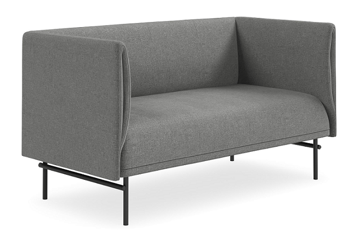 DD Noor – Low Back 2 Seater Lounge